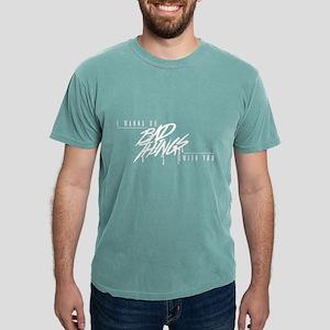 Bad Things Dark Mens Comfort Colors Shirt