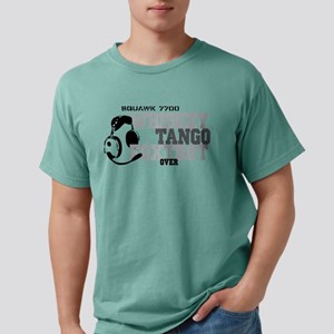 Whiskey Tango Foxtrot -  Mens Comfort Colors Shirt