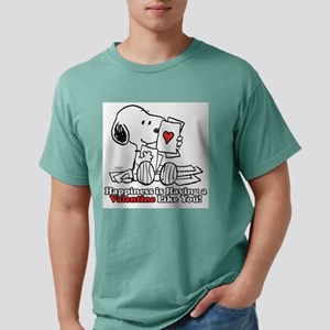 Happiness is a Valentine Mens Comfort Colors Shirt