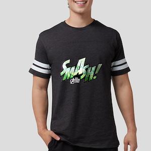 Hulk Smash Mens Football Shirt