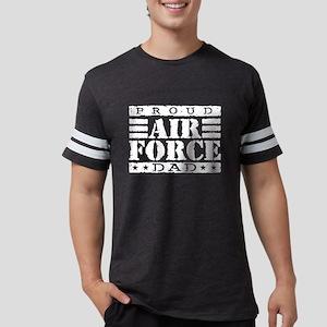 airforcedadx Mens Football Shirt
