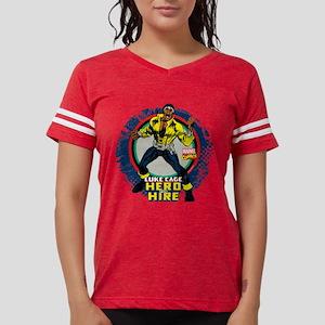 Luke Cage Classic Grunge Womens Football Shirt