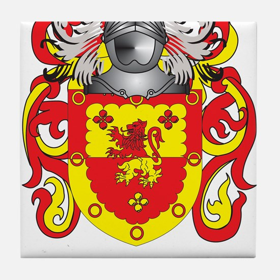 Morris-(England) Coat of Arms - Family Crest Tile
