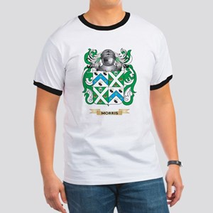 Morris-3 Coat of Arms - Family Crest T-Shirt