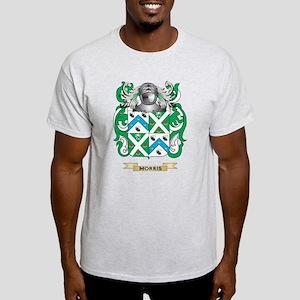 Morris-3 Coat of Arms - Family Crest T-Shirt