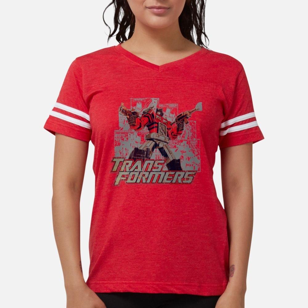 Tranformers Comic Book Design Football Shirt