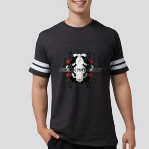 American Horror Story White Nu Mens Football Shirt