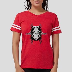 American Horror Story White  Womens Football Shirt