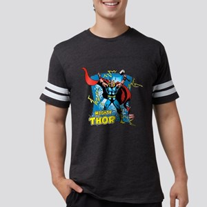 Mighty Thor Mens Football Shirt