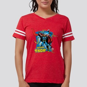 Mighty Thor Womens Football Shirt