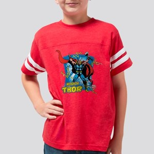 Mighty Thor Youth Football Shirt