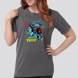 Mighty Thor Womens Comfort Colors Shirt