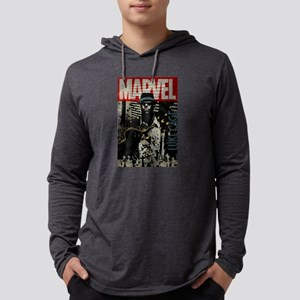 Luke Cage Marvel Mens Hooded Shirt