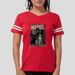 Luke Cage Marvel Womens Football Shirt