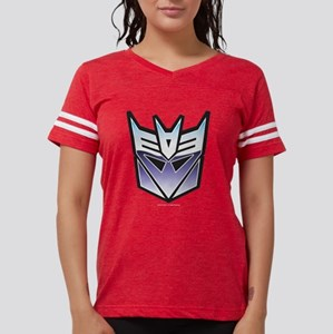 Transformers Decepticon Symb Womens Football Shirt