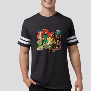 Phoenix Comic Panel Mens Football Shirt