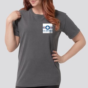 roundel_air_force_squa Womens Comfort Colors Shirt