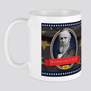 Rutherford B. Hayes Historical Mugs