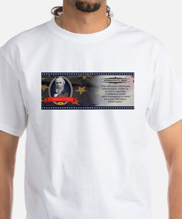 Rutherford B. Hayes Historical T-Shirt