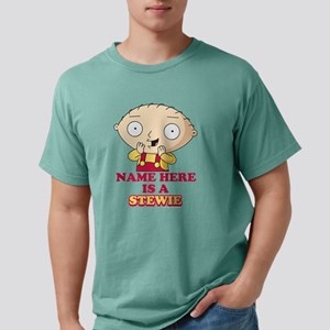 Family Guy Stewie Person Mens Comfort Colors Shirt