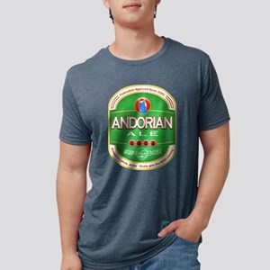 Andorian Ale Mens Tri-blend T-Shirt