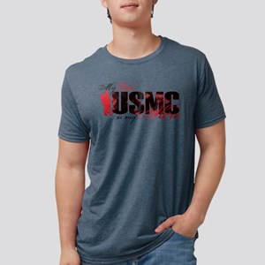 dad Mens Tri-blend T-Shirt