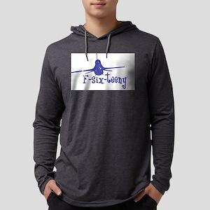 teeny-f16-blue Mens Hooded Shirt