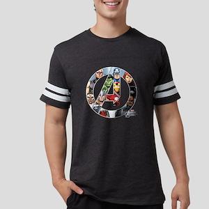 assemble a light Mens Football Shirt