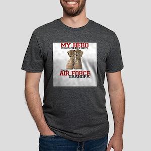 combatbootsAFgrandpa Mens Tri-blend T-Shirt