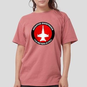 ghost8 Womens Comfort Colors Shirt