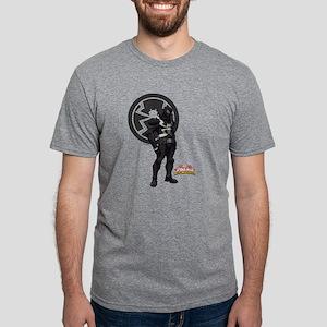 Agent Venom Standing Mens Tri-blend T-Shirt