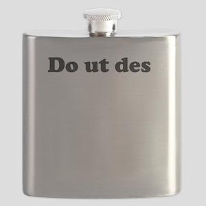 Do ut des Flask