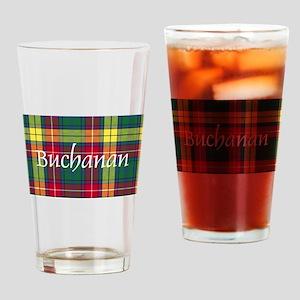 Tartan - Buchanan Drinking Glass