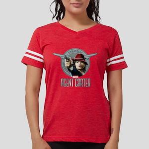 Agent Carter SSR Womens Football Shirt