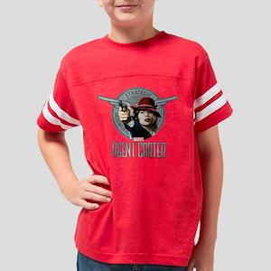 Agent Carter SSR Youth Football Shirt