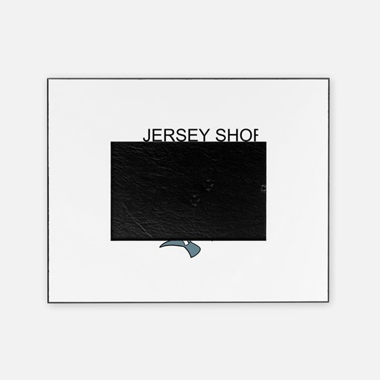 Jersey Shore Picture Frame
