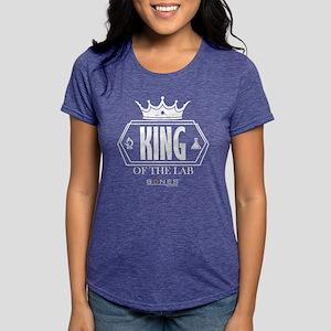 Bones King of the Lab Dar Womens Tri-blend T-Shirt