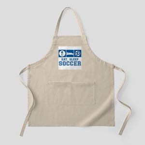 Eat, Sleep, Soccer Apron