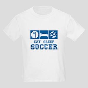 Eat, Sleep, Soccer T-Shirt