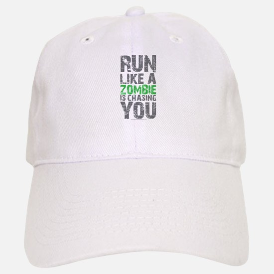 Rul Like A Zombie Is Chasing You Baseball Baseball Baseball Cap