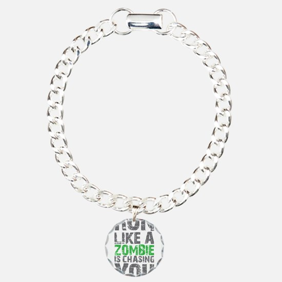 Rul Like A Zombie Is Chasing You Bracelet