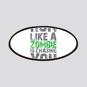 Run Like A Zombie Is Chasing You Patch