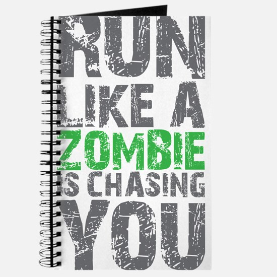 Rul Like A Zombie Is Chasing You Journal
