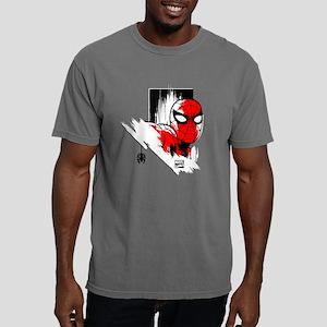 Spiderman Pose Mens Comfort Colors Shirt