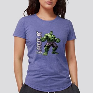 The Hulk Womens Tri-blend T-Shirt