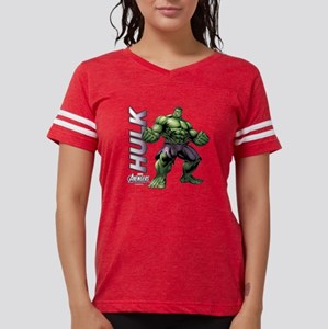 The Hulk Womens Football Shirt