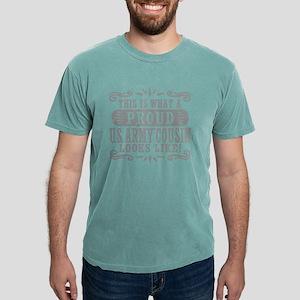 Proud Army Cousin Mens Comfort Colors Shirt