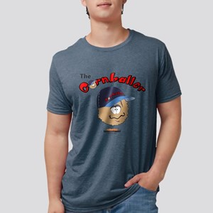 Arrested Development Cornba Mens Tri-blend T-Shirt