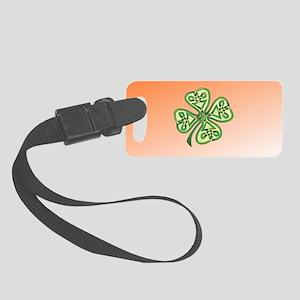 Four-Leaf Clover Small Luggage Tag