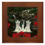 Angel Falls : Framed Tile